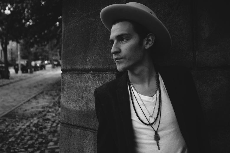 Nick Santino - Marley Magazine Artist of the Month