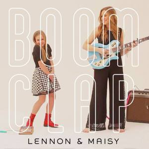 Lennon and Maisy Boom Clap