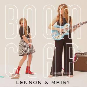 Lennon and Maisy Boom Clap