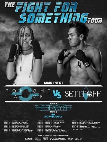 tonight alive tour