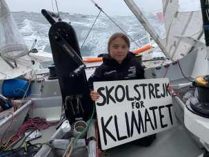 Greta Thunberg - School Strike for Climate