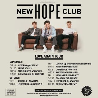 NHC Uk tour