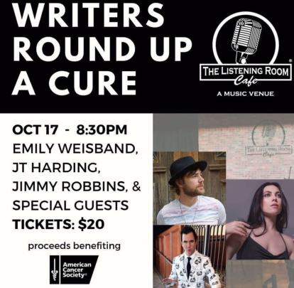 Writers Round Up Cure