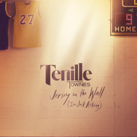 Jersey on the wall - Tenille Townes